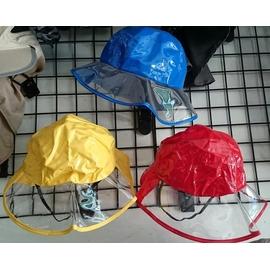 賣場 價^~一頂只要119元^~雨帽^~工作帽^~防水帽^~兒童輕便防水帽^~可與賣場雨鞋