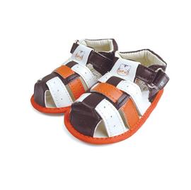 BHA127~英國品牌NEXT 貓咪嬰兒學步鞋 涼鞋~賠錢 ~