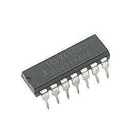 直插 ICL7650 運算放大器 4.5~16V輸入 2MHZ 9.9V DIP~14 3