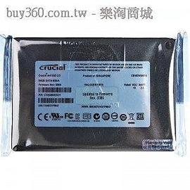Crucial M4 CT064M4SSD1 64G SATA3 2.5英寸 非SSD固態