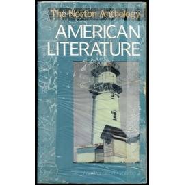 ~語宸 Y138~~The Norton Anthology of American Li
