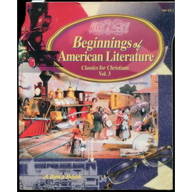 ~語宸 X2C~~Beginnings of american literature cl