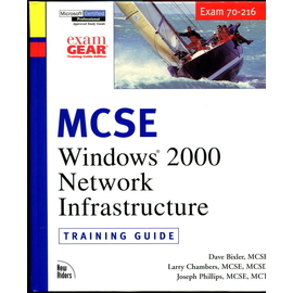 ~語宸 X01~~MCSE Training Guide  70~216  : Windo