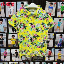 2014夏裝 保羅衫兒童寶寶POLO短袖T恤 男童女童純棉上衣