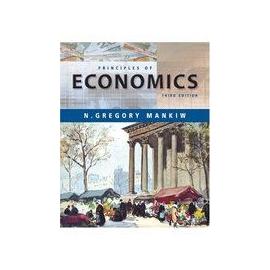 ~老殘 書~~Principles of Economics~ISBN:032420309