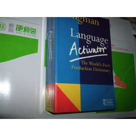 ~老殘 書~~Language Activator ^(LLA^)~ISBN:058204