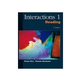 ~老殘 書~~Interactions 1~ISBN:0071180125│McGraw~