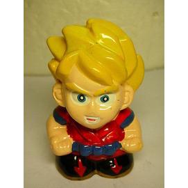 L. 企業寶寶玩偶娃娃 少見高約6公分七龍珠公仔!!--值得收藏!! B -P