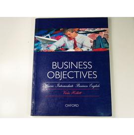 ~懶得出門 書~~Business Objectives~ISBN:019451384X│
