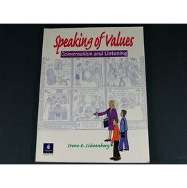 ~懶得出門 書~~Speaking of Values~ISBN:0130978817│P