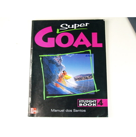 ~懶得出門 書~~SUPER GOAL 4~ISBN:9701033426│MCGRAW~
