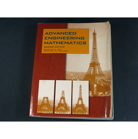 ~懶得出門 書~~Advanced Engineering Mathematics~ISB