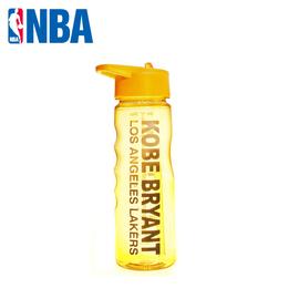 NBA 洛杉磯湖人 戶外籃球 水壺 便攜塑料水杯 吸管杯NBAJ0203