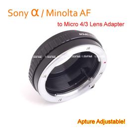 ^~享樂攝影^~ Sony Alpha AF MA DT鏡頭轉m43 micro 4 3