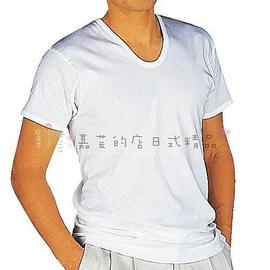 嘉芸的店 製 郡是GUNZE男士U領棉質短袖內衣 製 男性 內衣 吸濕排汗 快適工房