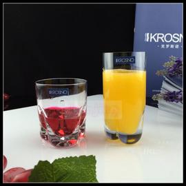波蘭克羅斯諾KROSNO 水晶杯威士忌杯家用水杯果汁杯