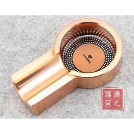 迷你雪茄煙灰缸高檔新奇 金屬歐式復古高希霸 煙缸包郵