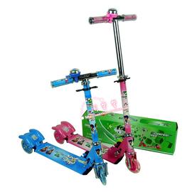 全國包郵閃光輪可折疊兒童三輪滑板車踏板車三輪滑行車3周歲以上
