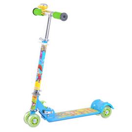 ~天天 ~包郵兒童小四輪滑板車 小孩滑滑車 加厚可折疊踏