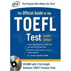~度度鳥~Official Guide to the Toefl Test WITH CD