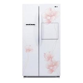 【全省89900含運+安裝】【大高雄-健中電器行】【樂金LG、 870公升變頻對開冰箱、GR-DBF80N】