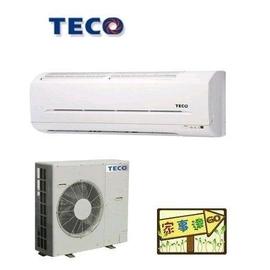 ^~ 家事達 ^~TECO東元 ~MS75F1 MA75F1~ 一對一 分離式 定頻冷氣