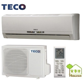 ^~ 家事達 ^~TECO東元 ~LS25F1 LT25F1~ 一對一 分離式 定頻冷氣