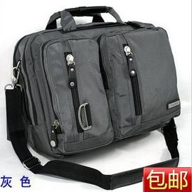 FreeBiz 筆記本電腦包14寸15寸17寸19寸大容量男士手提雙肩商務包