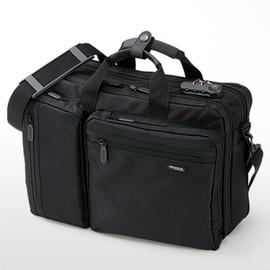 sanwa 山業 男士商務筆記本電腦包單肩雙肩手提多 15.6寸