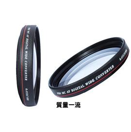 RedFoot  零距離 第 40.5mm 超薄0.45x廣角鏡 外加鏡 首發