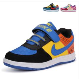 nike耐克兒童鞋男童 女童 鞋 鞋 大童鞋春秋板鞋兒童跑步鞋