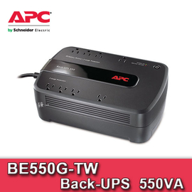 ~happy~stage~APC BE550G~TW Back~UPS 不斷電系統 550