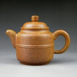 宜興紫砂壺 小品壺 茶具 家藏古彩高溫段泥 泡茶更95 圓鐘