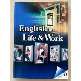 啾咪小舖*《English for Life   Work BOOK 2 》ISBN:97