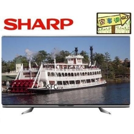 家事達  SHARP 夏寶  LC~70XL10T  70吋 3D LED液晶電視 ~~