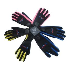 1.5MM厚防滑手套 浮潛潛水手套 保曖耐磨手套 冬泳遊泳手套