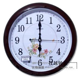 整點語音報時掛鐘 客廳靜音掛鐘  臥室石英鐘 音樂敲鐘聲
