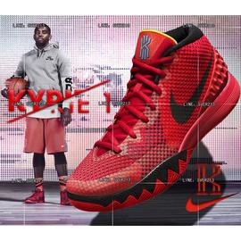 Nike KYRIE 1 EP 騎士隊 迷幻紅 鋸齒 凱里 歐文 Kyrie Irving 籃球鞋 首款簽名鞋 明星賽 MVP  球衣