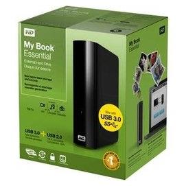 •~ 貨 含稅附發票~WD MY Book Essential 3.5 2TB USB3.