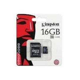 •~ 貨 含稅附發票~Kingston 16GB CL10 高速 micro SDHC卡