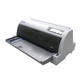 •~ 貨 含稅附發票~EPSON LQ~690C 點陣式印表機 24針英 中文點矩陣