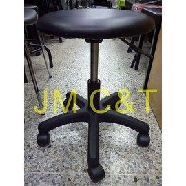 ~JM C T~30cm薄墊氣壓升降工作椅 氣壓椅 辦公椅 升降椅 吧台椅  中