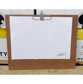 木板夾 A3資料板夾 直式板夾 橫式板夾 尺寸多款 木板耐摔 訂做特別規格^~文具料理王