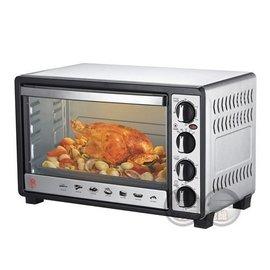 ~ 2萬分高 ~晶工牌~JK~7300 ~30L 雙溫控不鏽鋼旋風烤箱A