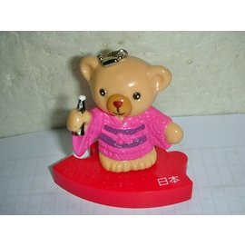 aaL集.^(企業寶寶玩偶娃娃^)少見 可樂^(Coca Cola^)120週年 熊寶寶公