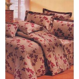 ~舒眠坊~五件式精梳棉~雙人6^~7鋪棉床罩組~免 ~