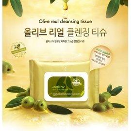 ~Seouling~innsfree橄欖精華卸妝棉 卸妝紙巾
