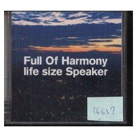 ^~超 ^~^~ FULL OF HARMONY  LIFE SIZE SPEAKER 日