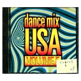 *虹彩妹妹* DANCE MIX USA VOL.5  Y36125