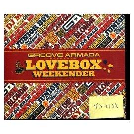 ~~音樂殿堂~~ GROOVE ARMADA  WEEKENDER 2CD  Y32135